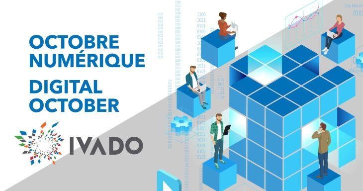 IVADO Digital October