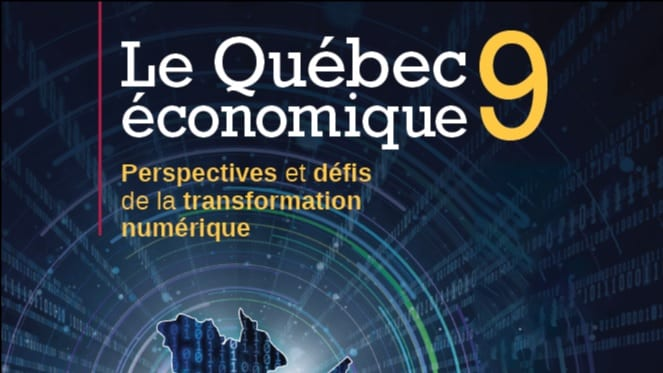 Lancement du livre Le Québec économique 9