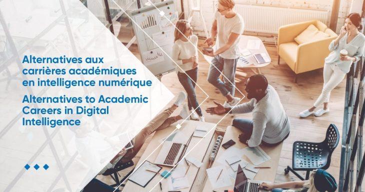 Alternatives aux carrières en intelligence numérique