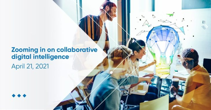 Zooming in on collaborative digital intelligence