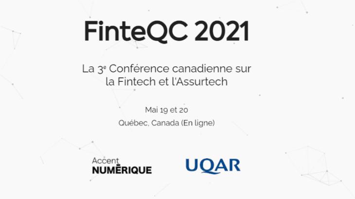 La 3ᵉ Conférence canadienne sur la Fintech et l'Assurtech
