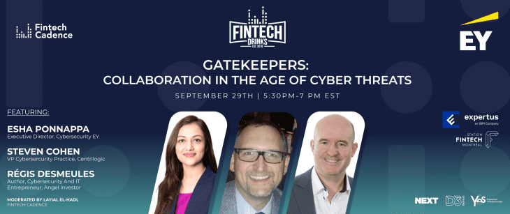 Fintech Drinks: Cybersecurity Edition