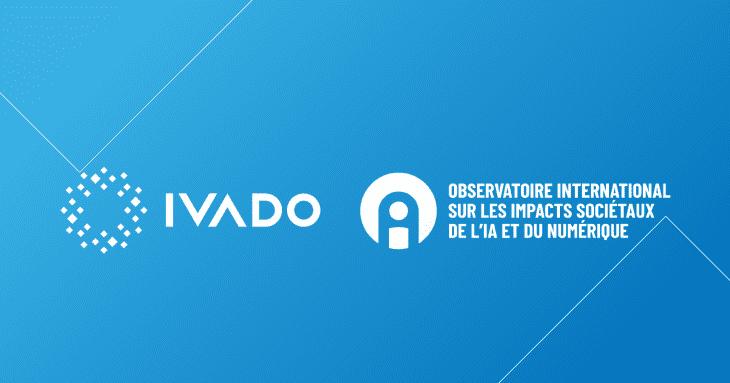 L'OBVIA et IVADO officialisent leur partenariat académique visant à générer des connaissances dans le domaine des impacts sociétaux de l'IA et du numérique