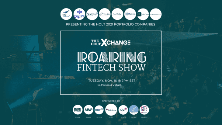 The Holt Xchange Fintech Show